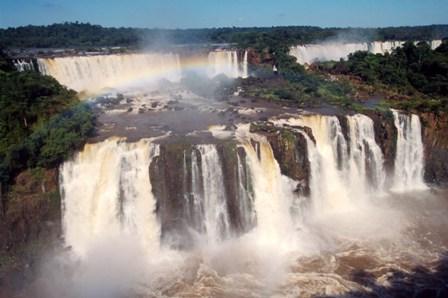 Cataratas do Iguaçu © WWF-Canon / Michel GUNTHER