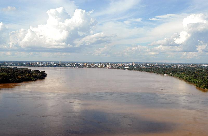 Bacias sedimentares do Acre, Solimões, Amazonas e Marajó têm reserva de água estimada em mais de 160 trilhões de metros cúbicos. Foto: Wilson Dias/ABr - Agência Brasil/ Wikimedia
