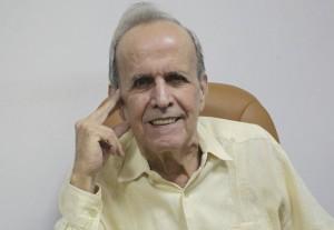 Ricardo Alarcón de Quesada. Foto: Jorge Luis Baños;IPS