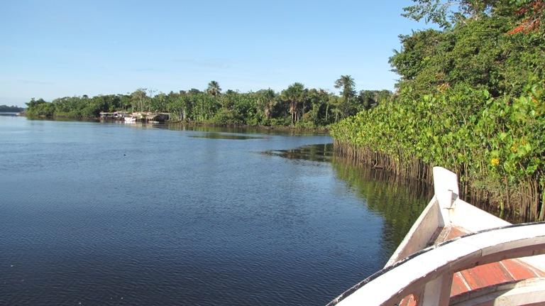 Rio Canaticu, biodiversidade ameaçada
