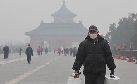 Poluição do ar provoca 8 milhões de mortes