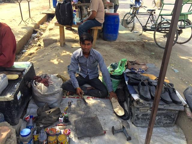 Os dalits estão historicamente condenados a realizar as tarefas mais degradantes. Foto: NeetaLal/IPS