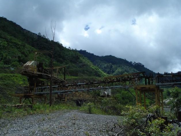 Bougainville não esquece a guerra que a mineração causou