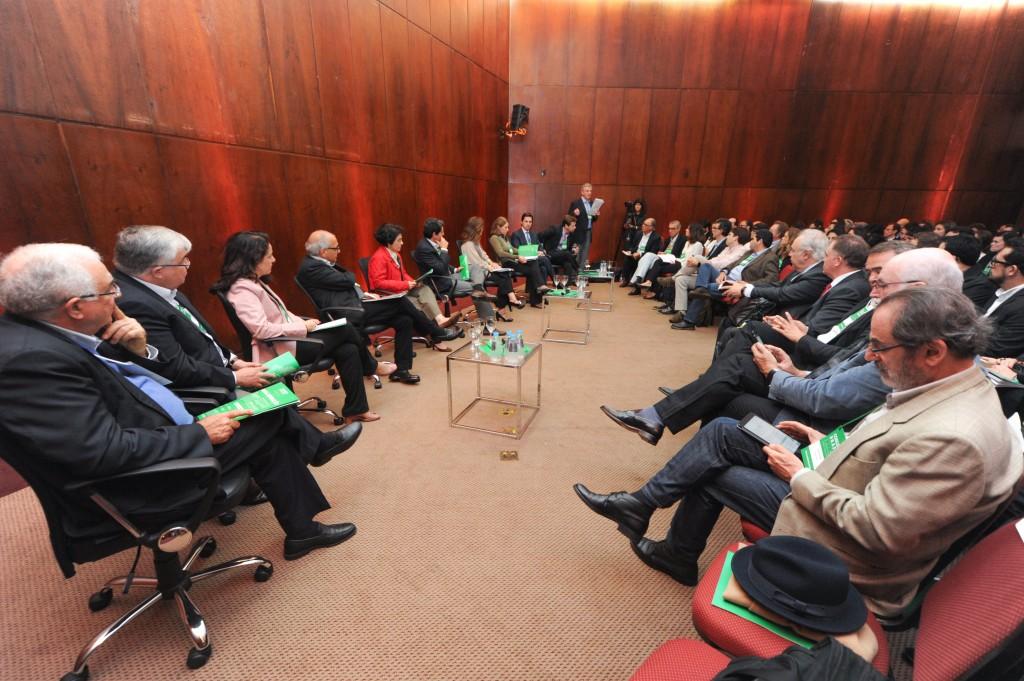 Lançamento da Coalizão Brasil – Clima, Florestas e Agricultura. Fotos: Clovis Fabiano