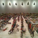Africa Africans: a maior exposição de artistas africanos no Museu Afro Brasil