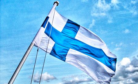 Região do Mar Báltico, na Finlândia.Foto: Iago Laz