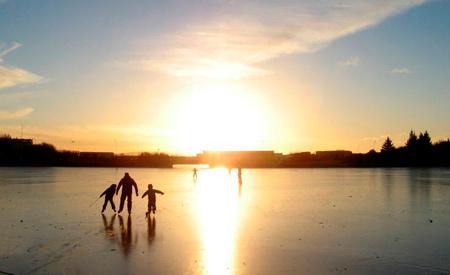 """No item """"Necessidades Básicas"""" a Islândia teve 95 pontos.Foto: Suvodeb Banerjee/Flickr/Creative Commons"""