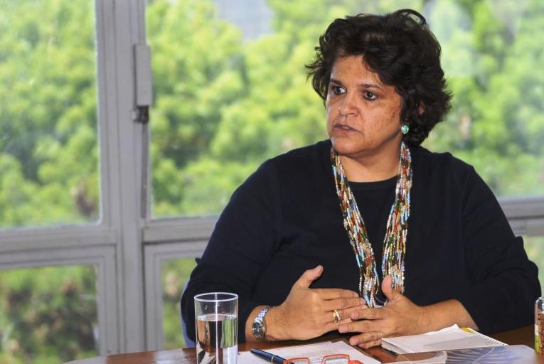 A ministra do Meio Ambiente, Izabella Teixeira. Foto: Partido dos Trabalhadores