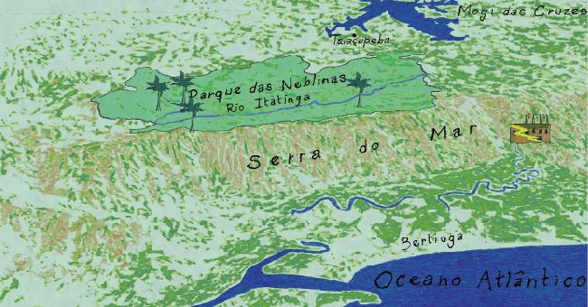 mapaRio
