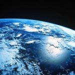 O mundo visto do espaço