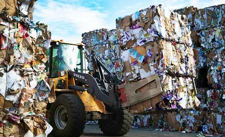 Programa sueco de gestão dos resíduos tem ênfase na redução do consumo, no reuso e nas alternativas de reciclagem. Foto: sweden.se