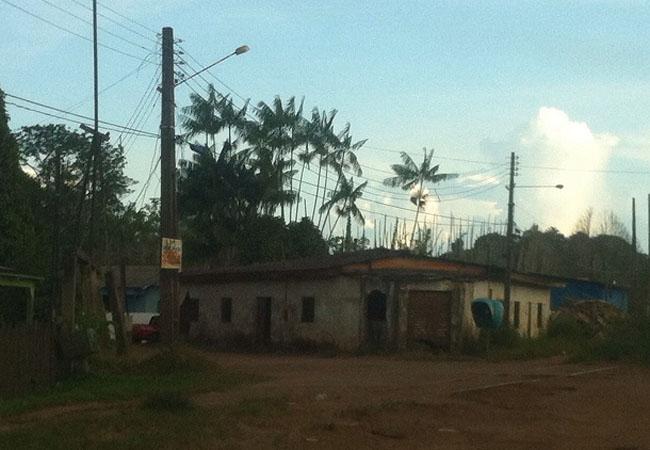 Depois da cheia, casas do bairro do Triangulo ficaram danificadas. Foto: Ana Aranda/Am Real