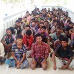 Bengalis arriscam tudo para fugir da pobreza