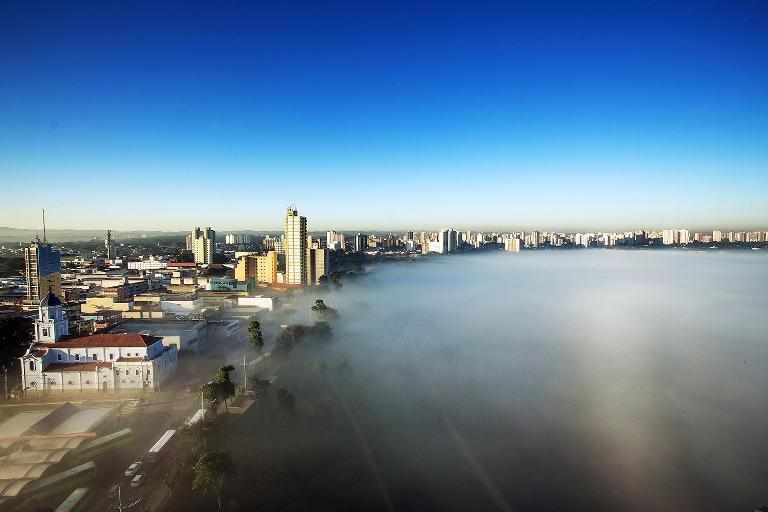 Mar de Neblina. Foto: Adenir Britto