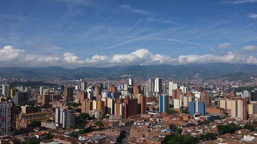Medellín é um exemplo latino-americano de cidade que avança para a sustentabilidade. Foto: Flickr de Iván Erre