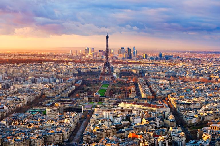 Paris sediará em dezembro deste ano 21ª Conferência das Partes (COP 21) da Convenção das Nações Unidas sobre Mudança do Clima. Foto: Shutterstock