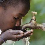 Um mundo com sede