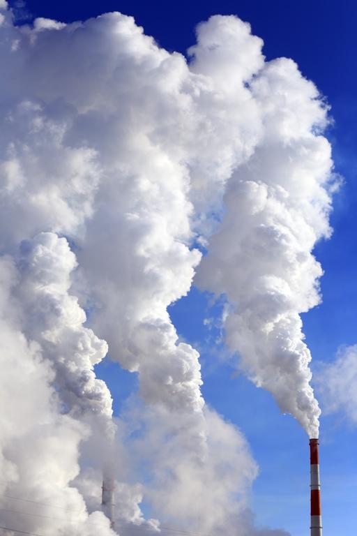 Foram analisados os inventários de emissões de GEE de 133 membros do Programa Brasileiro GHG Protocol, que representam 17 setores da economia. Foto: Shutterstock