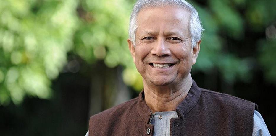 """""""Sonho com o dia em que não haverá mais pobreza. Com o dia em que as novas gerações terão que ir a museus para saber como era viver na pobreza."""" (Prof. Muhammad Yunus)"""