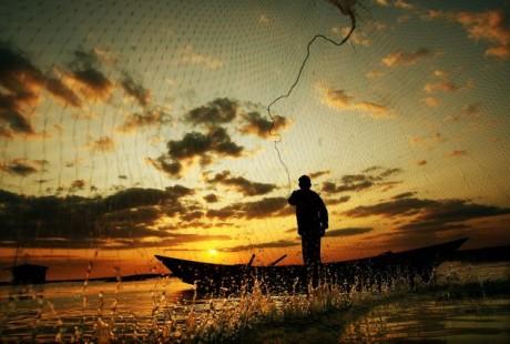 Projeto tem impacto positivo na vida de pescadores e no meio ambiente. Foto: Governo brasileiro