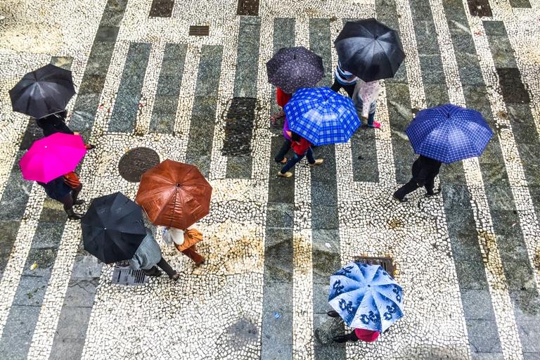 Segundo o documento, as chuvas em São Paulo podem subir 13,9% e a temperatura ser elevada em 3,9%.Foto: Paulo Pinto/ Fotos Públicas