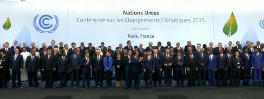 Foto: Reprodução/ UNFCCC