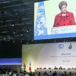 Dilma Rousseff discursa na COP21