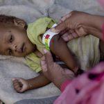 Iniciativa propõe fim da fome até 2025