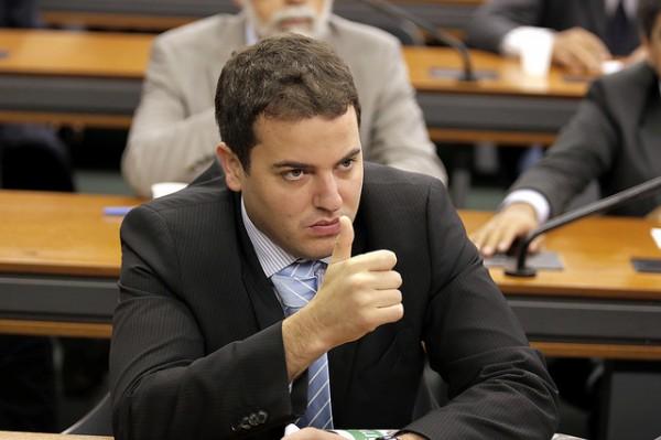 O deputado federal Gabriel Guimarães (PT-MG), presidente da antiga Comissão Especial do Código da Mineração. Foto: Gustavo Bezerra/Divulgação-PT
