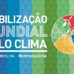 Os detalhes que vão te surpreender na Marcha Mundial pelo Clima