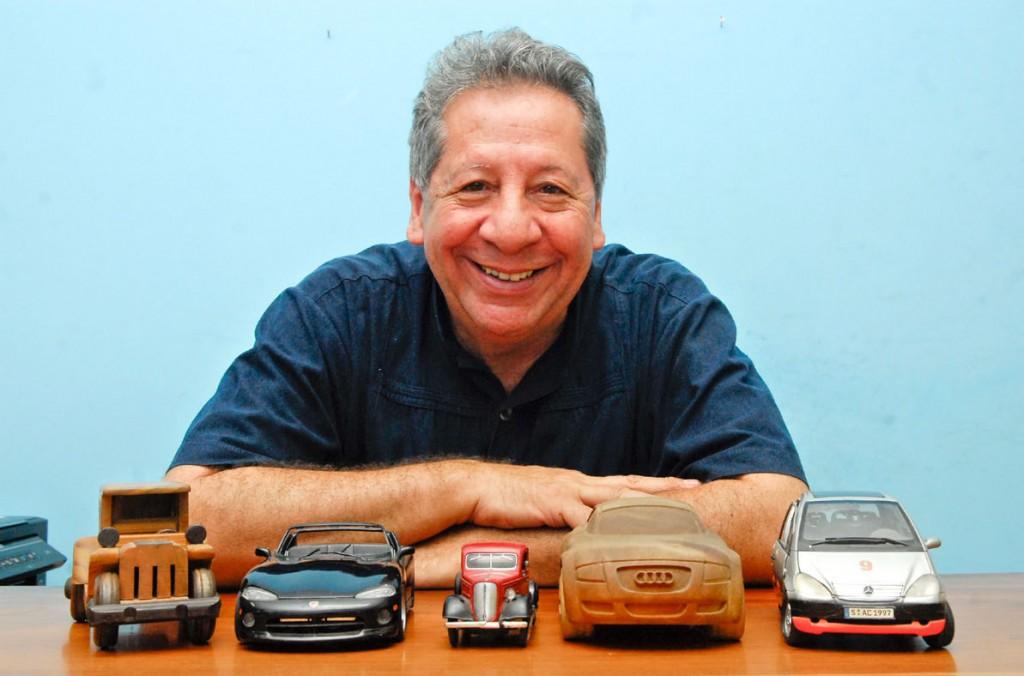 Carro elétrico será muito usado nos centros urbanos, prevê Joel Leite. Foto: Ricardo Moreno/CMSP
