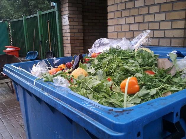 Calcula-se que em todo o mundo são desperdiçadas 1,3 bilhão de toneladas de alimento por ano. Foto: Claudia Ciobanu