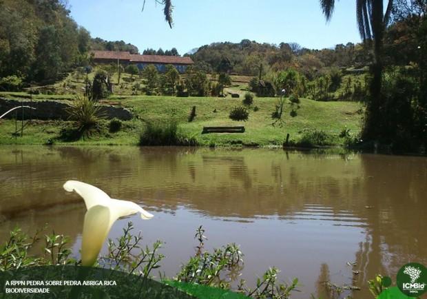 A RPPN Pedra sobre pedra fica em Campo Magro, no Paraná. Foto: ICMBio