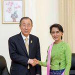 ONU saúda novo parlamento da Birmânia
