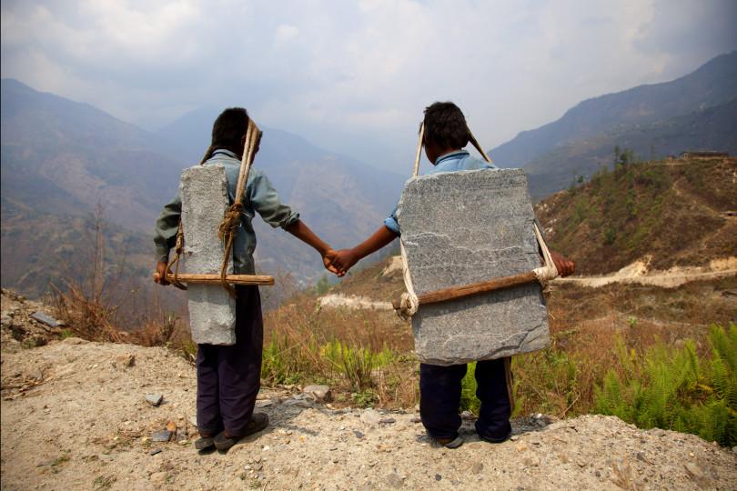 O trabalho escravo é o terceiro crime mais rentável do mundo e gera um lucro de 150 bilhões de dólares por ano. Foto: 50 Freedom