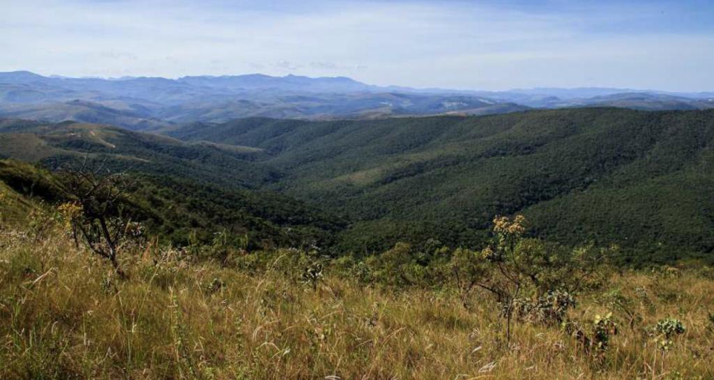 Fazenda Velha: região tombada em Rio Acima (MG) onde a Vale quer fazer nova barragem de rejeitos. Foto: Reprodução
