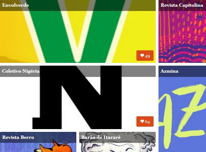 Reprodução do site da Pública.