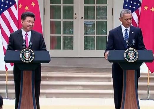 Foto: Reprodução/Casa Branca - setembro de 2015