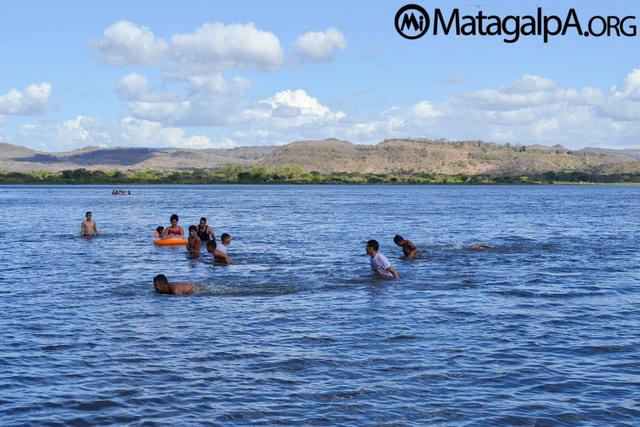 Assim eram as lagoas de Moyúa, no norte da Nicarágua, antes de secarem pelos efeitos do fenômeno El Niño, que no caso desse país centro-americano equivale à seca. Foto: Matagalpa.org