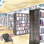 Estudantes recebem prêmio por biblioteca
