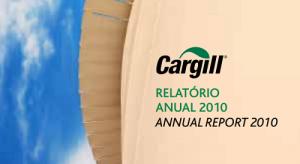 Relatório Cargill 2010