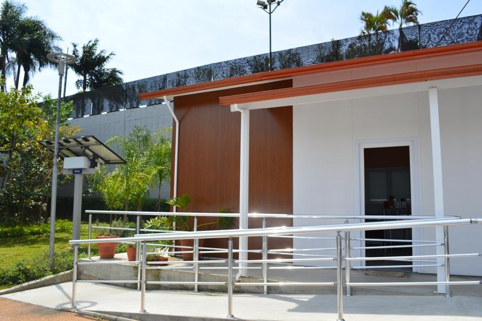 Casa Econômica BASF. Foto: Katherine Rivas