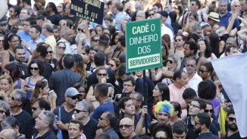 Quem quebrou o Estado brasileiro