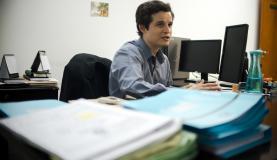 Daniel Luiz dos Santos, promotor que atua no município de Colniza. Foto: Marcelo Camargo/Agência Brasil