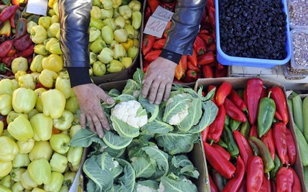 Queda nos preços de alimentos pode prejudicar pequenos produtores de países em desenvolvimento. Foto: FAO
