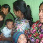 Apoio aos direitos indígenas no exterior
