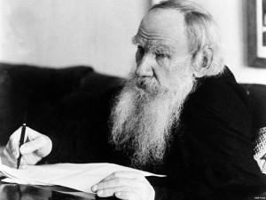 Leon Tosltoi foi um escritor russo do século XIX
