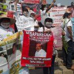 México, onde o Estado desaparece com civis