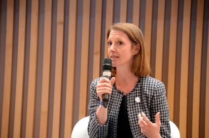 """""""Sustentabilidade precisa aproveitar do engajamento que Esporte produz"""" Nicoletta Piccolrovazzi . Foto: arquivo twitter"""