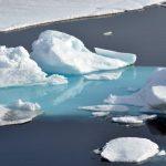 Degelo ártico, sinal macabro